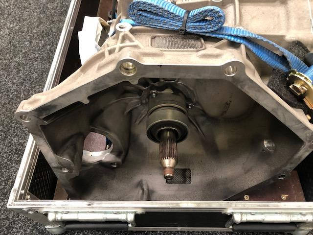 Audi R8 GT3 HOR Gearbox
